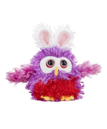 Hot Pink Whoorah Hoot Plush Toy