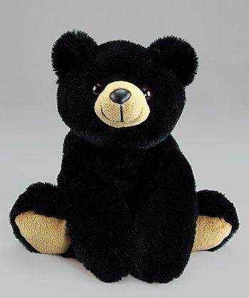 Braden the Black Bear Plush Toy