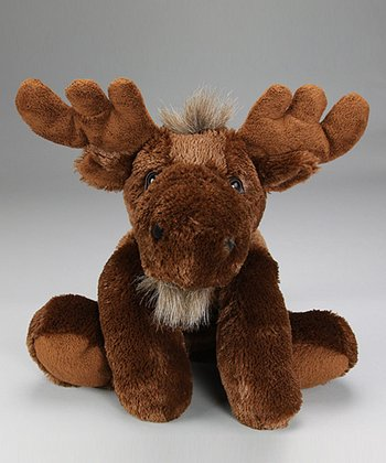 Oakley the Moose Plush Toy
