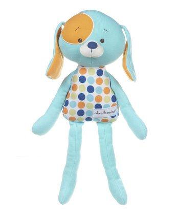 GANZ Blue Puppy Plush Toy