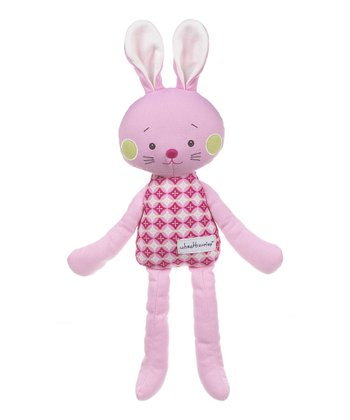 GANZ Pink Bunny Plush Toy