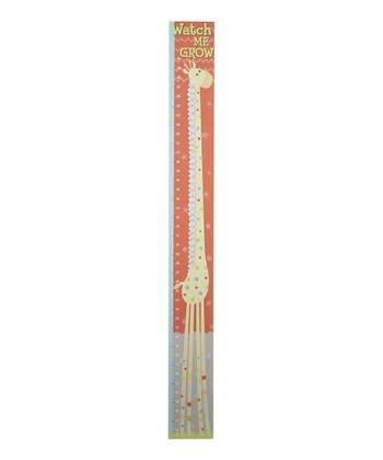 GANZ Giraffe 'Watch Me Grow' Growth Chart