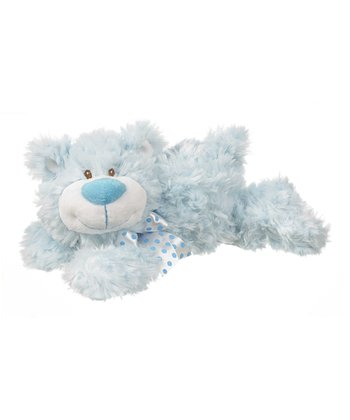GANZ Blue 12'' Colby Bear Plush Toy