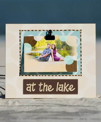 'At the Lake' Picture Frame