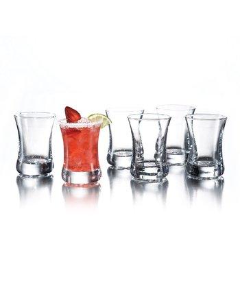 Kentucky Shooter Glass - Set of Six
