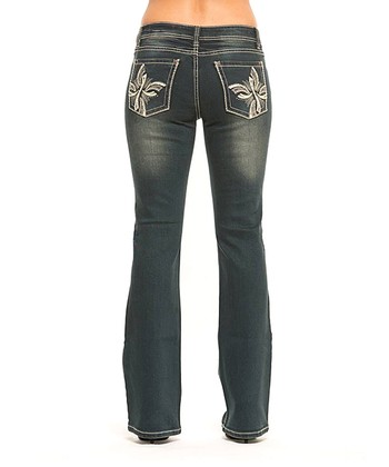 Onyx Allie Bootcut Jeans - Women