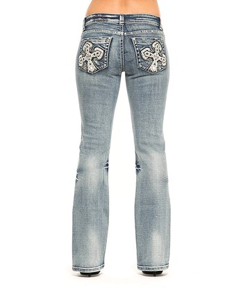 Lightning Sarah Bootcut Jeans - Women