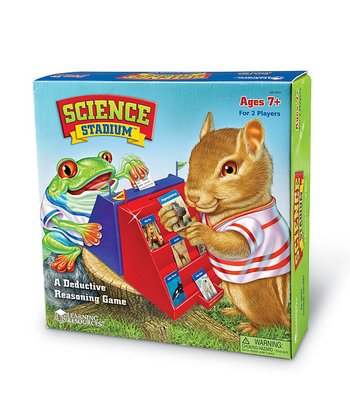 Science Stadium Deductive Reasoning Game