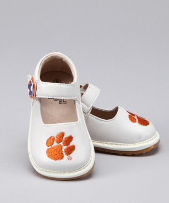 Clemson Tigers Squeaker Mary Jane