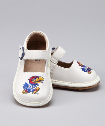 Kansas Jayhawks Squeaker Mary Jane