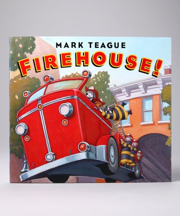 Firehouse! Hardcover