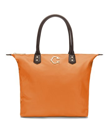 Orange Easy Tote