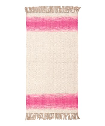 Pink Shine Rug