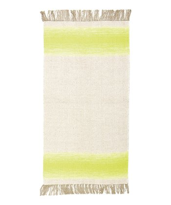Yellow Shine Rug