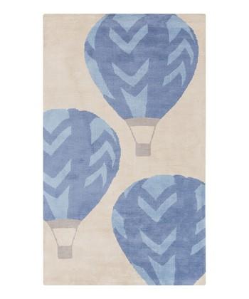 Blue Balloon Abigail Rug