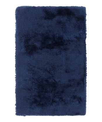 Navy Monster Rug