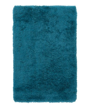 Teal Monster Rug