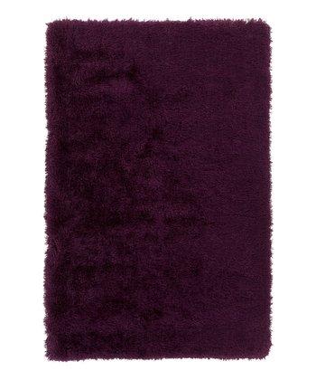 Deep Violet Monster Rug