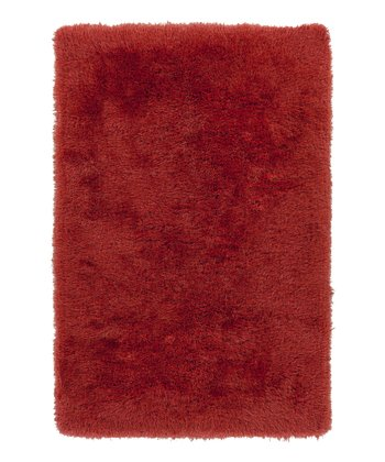 Dark Red Monster Rug