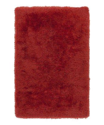 Dark Red Monster Rug