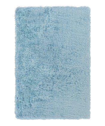Light Blue Monster Rug