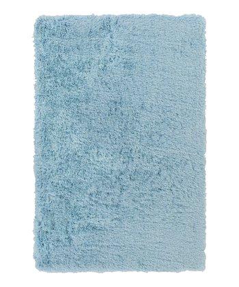 Light Blue Monster Rug