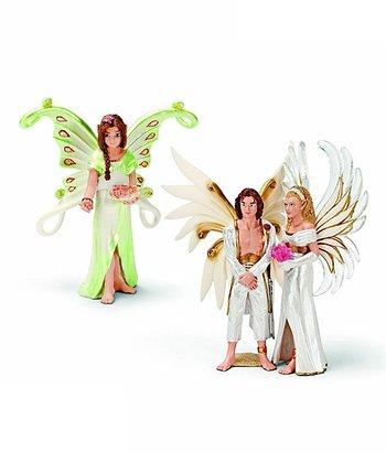 Fairy Marriage Figurine Set
