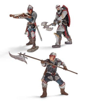 Dragon Knight Figurine Set