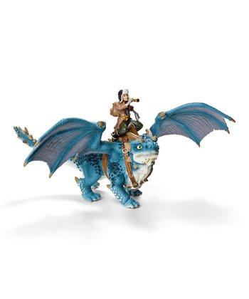 Shansy & Dragon Figurine Set