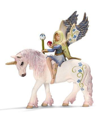 Bilara & Unicorn Figurine Set