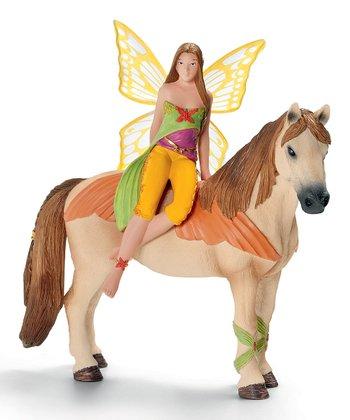 Sanjeela & Horse Figurine Set