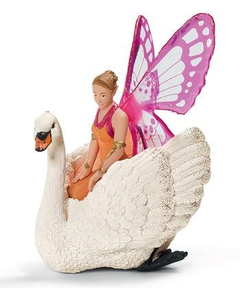 Zarinya & Swan Figurine Set