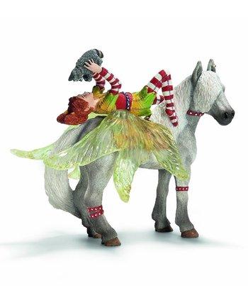 Marween & Horse Figurine Set