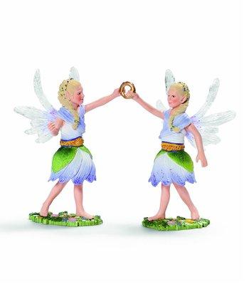 Anemone Twins Figurine Set