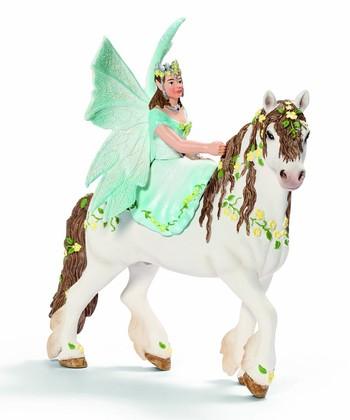 Eyela & Horse Figurine