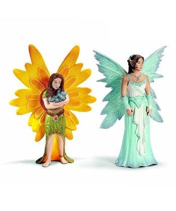 Eyela & Florindel Figurine Set