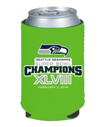 Seattle Seahawks 'Super Bowl Champions' Can Sleeve