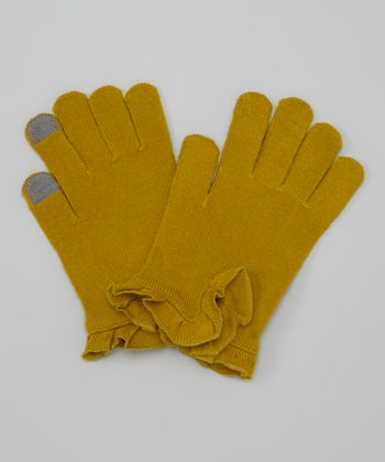 Moss Touch Screen Gloves