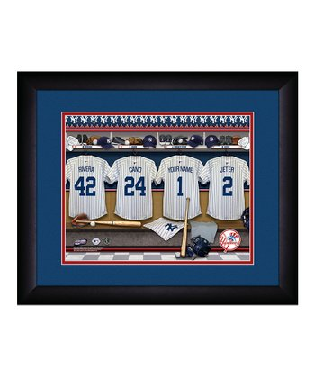 Perfectly Personalized: Sports Art