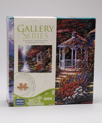 Creek 1000-Piece Gallery Series Wooden Puzzle