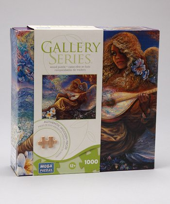 Angel 1000-Piece Gallery Series Wooden Puzzle