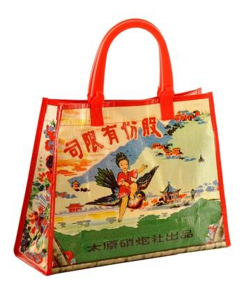 Blue Q Joyride Handbag