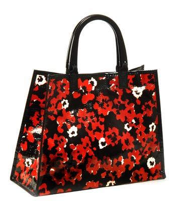 Blue Q Poppies Handbag