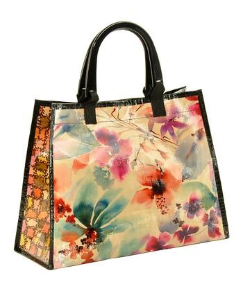 Blue Q Cuba Garden Handbag