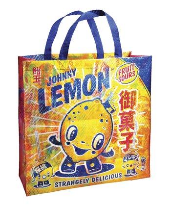 Blue Q Johnny Lemon Shopper