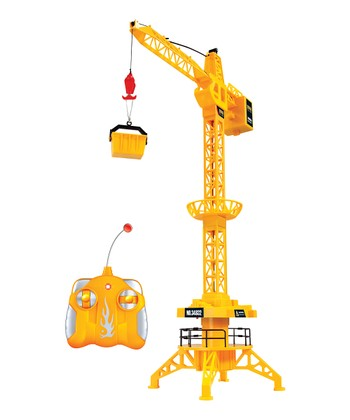 King Force Remote Control Crane