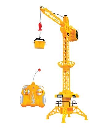 King Force Remote Control Crane