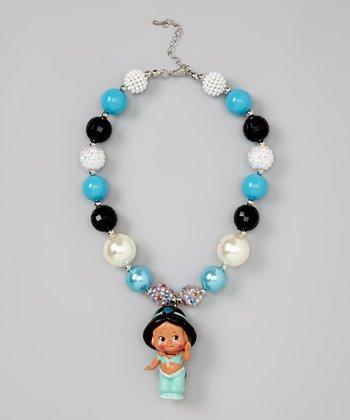 Princess Jazzy Bubble Gum Necklace