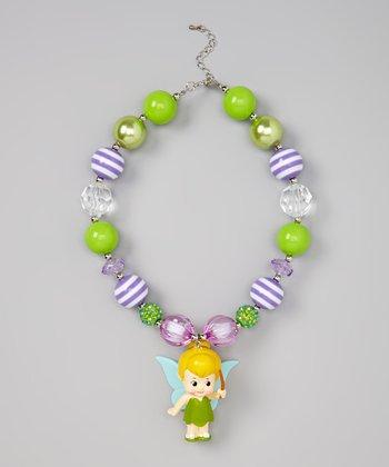 Princess Tinky Bubble Gum Necklace