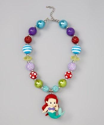 Princess Mermaid Bubble Gum Necklace